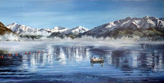 Wanaka Morning - $400