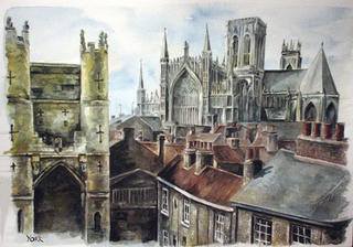 York Minster - $400