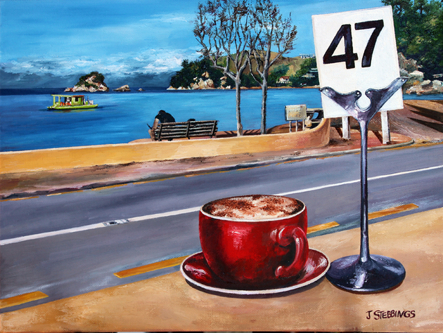 Kaiteriteri Coffee Break