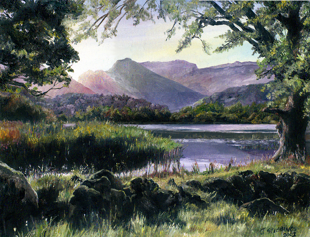 Cumbria Lakes - Sold
